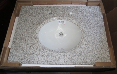 Granite Top with Sink